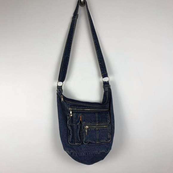 Levi's Handbags - Levi's Orange Tab Purse Vintage Handbag Re/Done